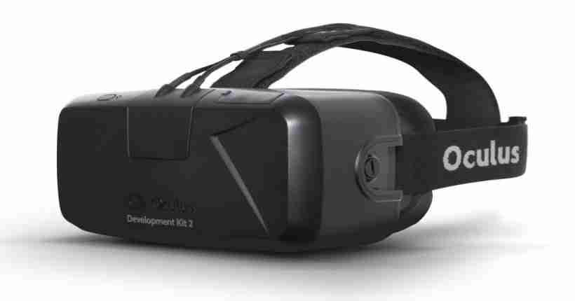 Facebook VR set Oculus