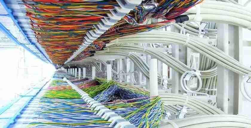 Internet Exchange Point center