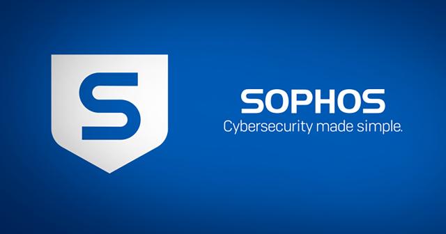 sophos tamper protected system