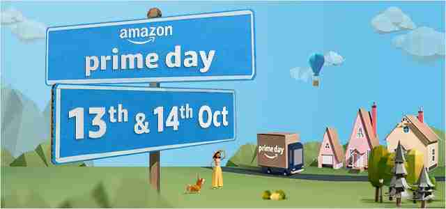 Amazon Prime Day falls today on October 13th and 14th 2020